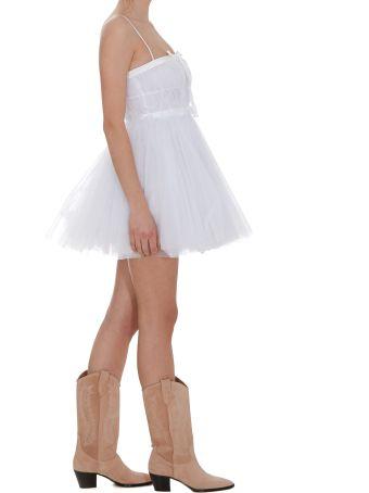 Brognano Mini Tulle Dress