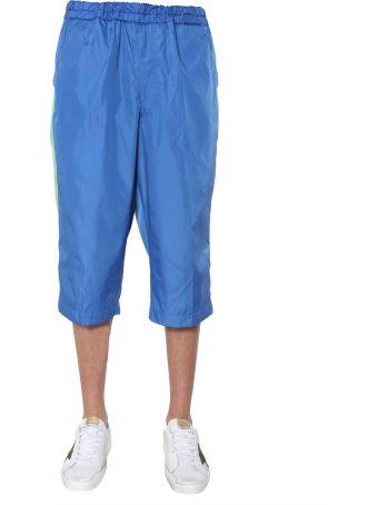 Comme des Garçons Shirt Boy Shorts With Side Bands