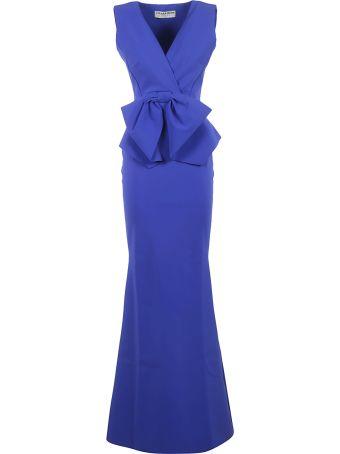 La Petit Robe Di Chiara Boni Chiara Boni Bow Detail Long Dress