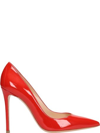 Lerre Red Patent Leather Pumps