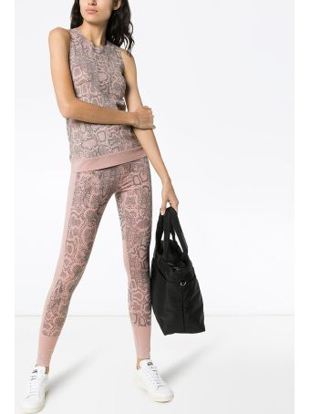 Adidas by Stella McCartney Topwear In Rose-pink Tech/synthetic
