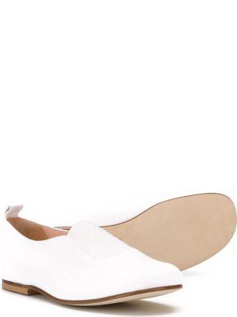 Prosperine Elasticated Panel Ballerinas