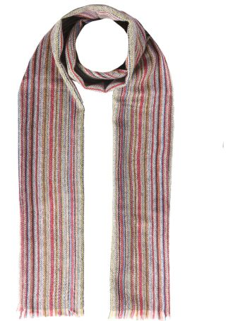 Paul Smith Wool Scarf