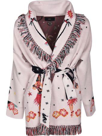 Alanui Hawaiian Fringe Cardi-coat