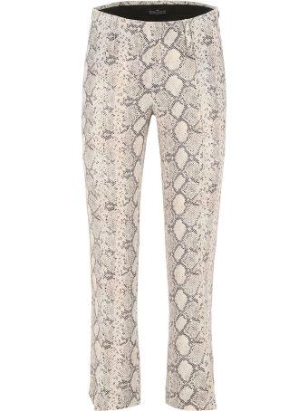 Rokh Snake Print Trousers