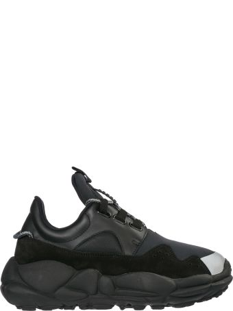 Versus Versace  Shoes Leather Trainers Sneakers Anatomia