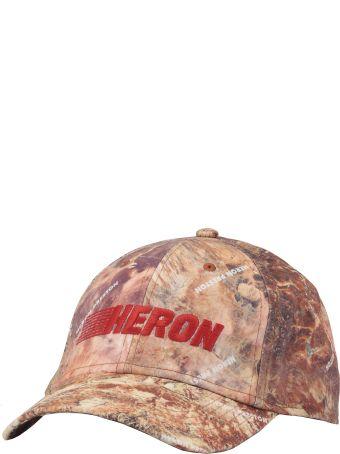 HERON PRESTON Camuflage Cap