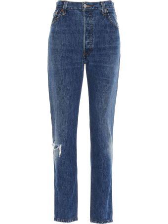 RE/DONE 'vintage Levi's' Jeans
