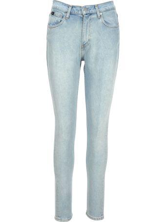 Calvin Klein Jeans High Rise Slim