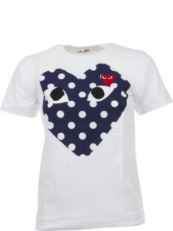 Comme des Garçons Play Comme Des Garcons Play Tshirt With Heart