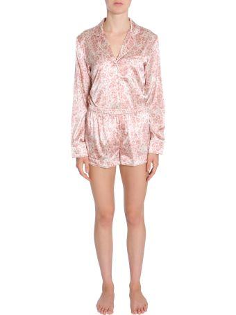 Stella McCartney Lingerie Poppy Snoozing Pajama
