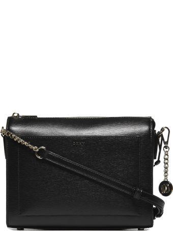 DKNY Structured Shoulder Bag