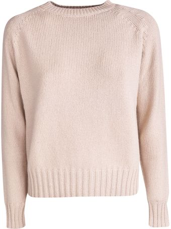 Weekend Max Mara Monile Ribbed Sweatshirt