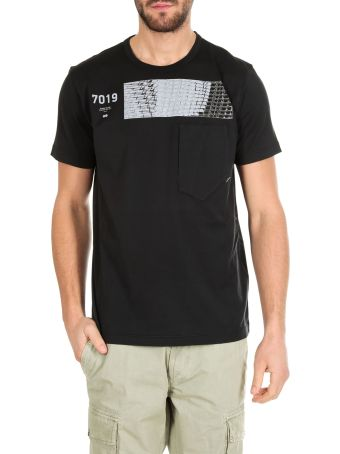 Stone Island Shadow Project 7019 Printed T-shirt