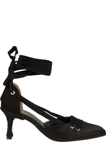 Castañer by Manolo Blahnik Castaner Medium High Heel Sandals
