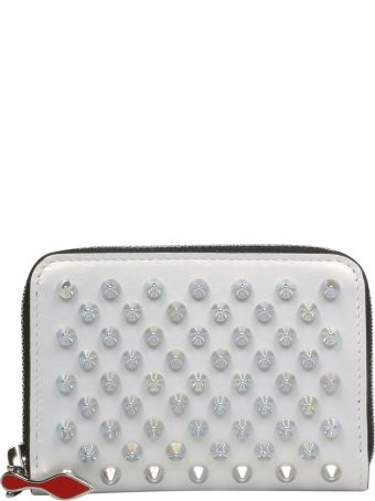 Christian Louboutin Panettone Zip-around Wallet