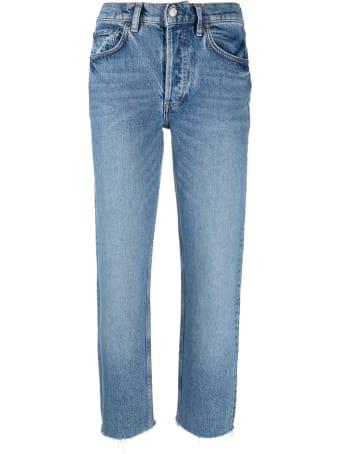 Boyish The Tommy Stretch High Rise Straight Jean