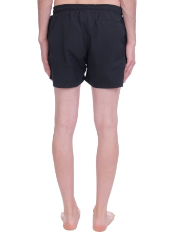 Fila Sho Beachwear In Black Polyester