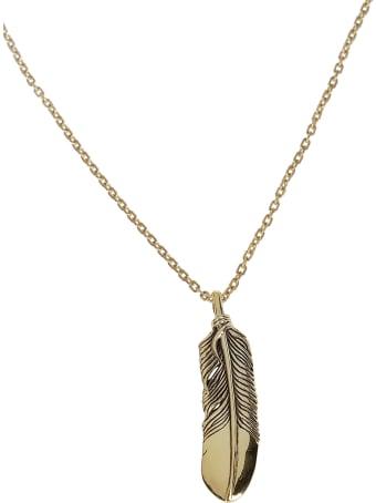 AMBUSH Gold-tone Steel Necklace