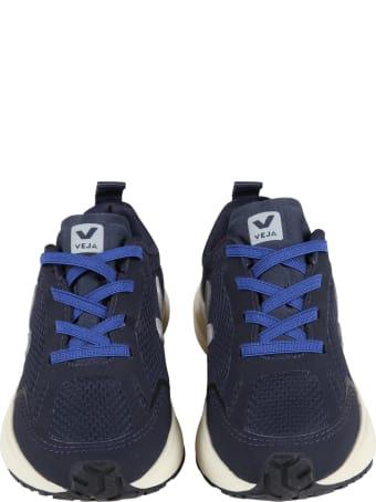 Veja Blue Sneakers For Kids