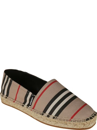 Burberry Alport Icon Espadrillas