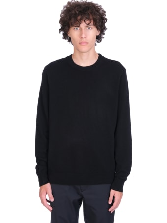 Theory Knitwear In Black Cashmere