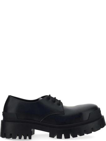 Balenciaga Strike Derby Shoes