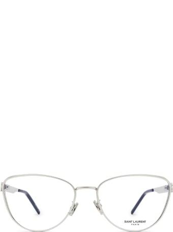 Saint Laurent Saint Laurent Sl M92 Silver Glasses