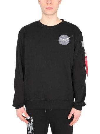 Alpha Industries Space Shuttle Sweatshirt