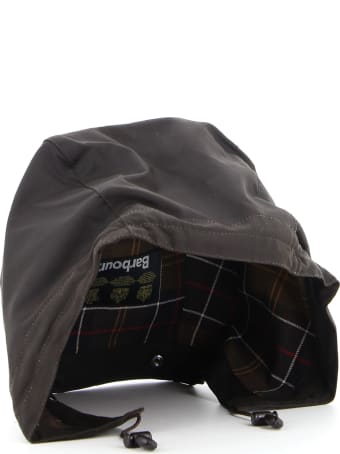 Barbour Sylkoil Hood