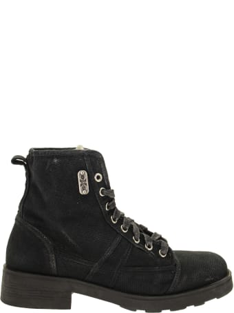 OXS Frank 1120 - Laced Ankle Boot