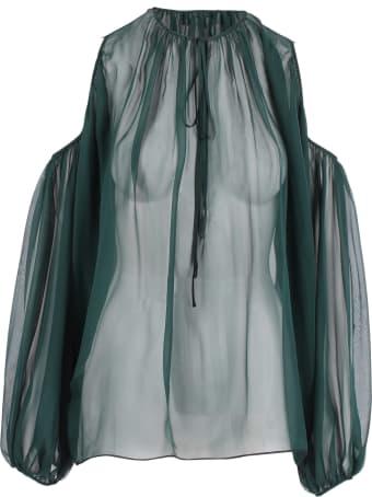 Rochas Silk Blouse