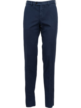 Brunello Cucinelli Italian fit trousers