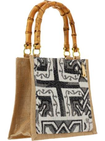 LaMilanesa La Milanesa Asia Small Handbag