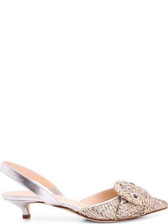 Prosperine '8111' Fabric Sandal