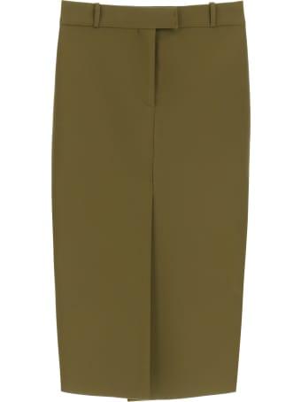 The Attico Cat Midi Skirt