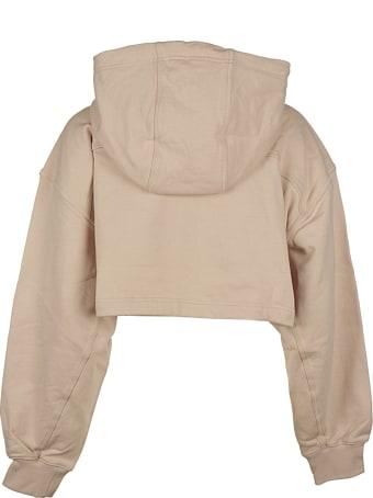 Adidas by Stella McCartney Future Playground Crop Hoodie