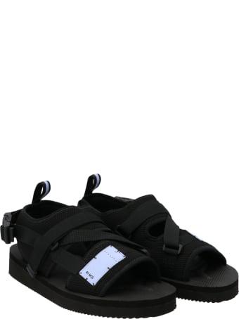 McQ Alexander McQueen 'br-7 Criss Cross Shoes