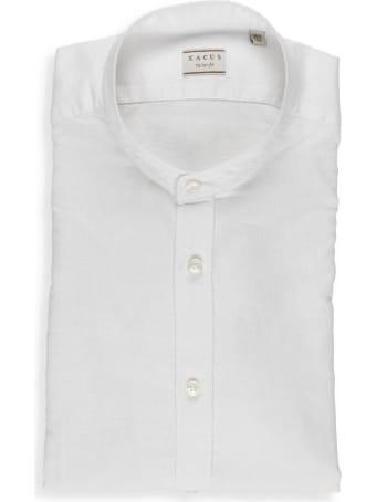 Xacus Casual Cotton And Linen Shirt