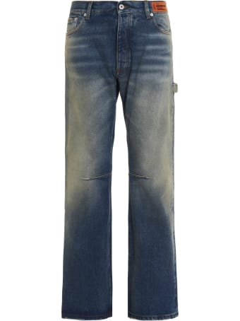 HERON PRESTON 'hammer Holder' Jeans