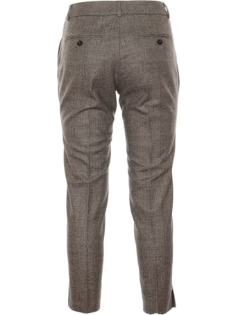 Peserico Classic Concealed Trousers