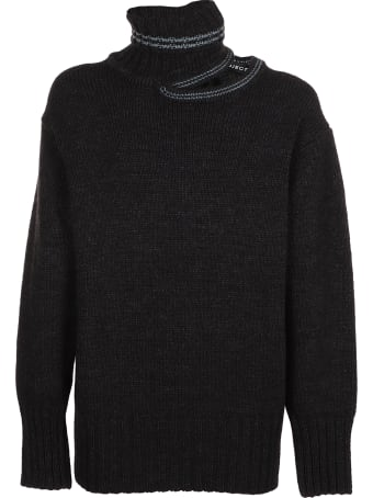 Y/Project Double Neck Oversized Sweater