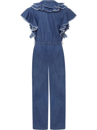 Alberta Ferretti Junior Jumpsuit