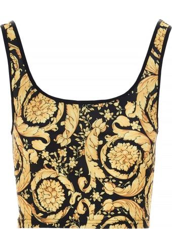 Versace 'barocco' Swimwear
