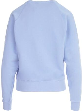 Maison Kitsuné Handwriting Adjusted Sweatshirt
