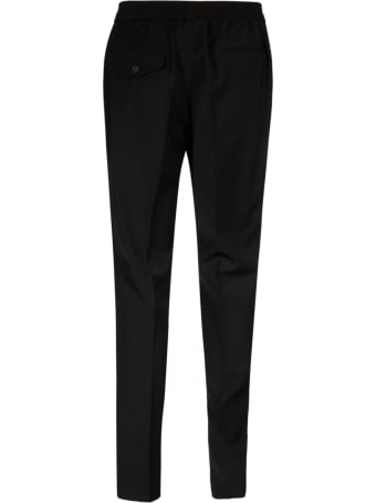 Golden Goose Ribbed Waist Trousers