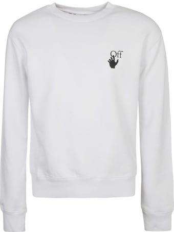 Off-White Caravaggio Lute Slim Sweatshirt