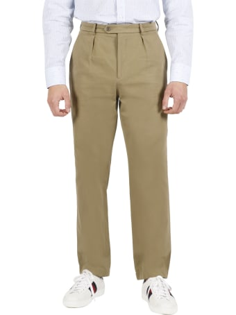 Gucci Gg Patch Pant