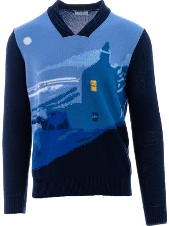 Ballantyne Cotton Sweater Ballantyne