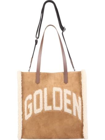 Golden Goose California Suede Bag